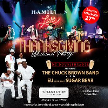 The Chuck Brown Band and EU featuring Sugar Bear